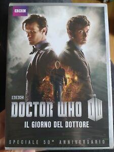 DOCTOR WHO, DVD, IL GIORNO DEL DOTTORE ed. Speciale