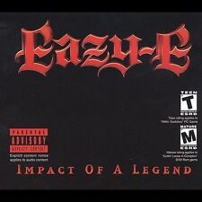 The Impact of a Legend [PA] by Eazy-E (CD, Mar-2002, Ruthless)