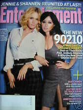 SHANNEN DOHERTY  JENNIE GARTH THE NEW 90210 9/08 EW Mag