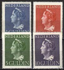 Netherlands 1940 NVPH 346-349 MNH VF