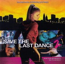 Save the last dance 2 - PITBULL RIHANNA NE-YO - CD OST 2006 NEAR MINT CONDITION