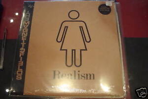 MAGNETIC FIELDS realism NONE SUCH UK VINYL + CD