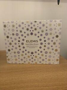 """ELEMIS"" BEAUTY WELLNESS WONDERS 5 PIECE GIFT SET: Was £150 Worth £245"