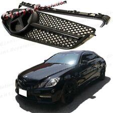 For Benz 2010-2013 W207 C207 E350 E500 SL Style All Matte Black Front Grille