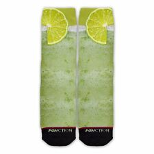 Function - Lime Margarita Fashion Socks Cinco De Mayo Tequila Drunk Sombrero