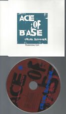 CD--ACE OF BASE--CRUEL SUMMER--3  TRACKS-PROMO