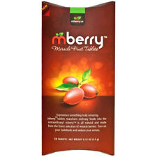 mberry Miracle Fruit Tablets, 10-Count Sale