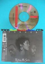 CD Singolo Fugees Killing Me Softly COL 663146 2 EUROPE 96 no mc vhs dvd lp(S23)