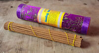 Healing Incense Ager-31 Incense pack in Brocade Tube- Handmade Incense NEPAL