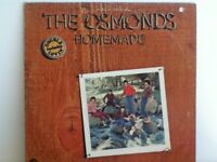 THE  OSMONDS            LP       HOMEMADE