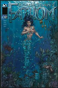 Fathom #1 (Michael Turner, Top Cow, 1998)