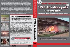 """1973 At Indianapolis race film """"Fire And Rain"""" now on DVD!"""