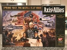 AXIS & ALLIES SPRING 1942 | WORLD WAR TWO  WWII STRATEGY GAME | AVALON HILL 2009