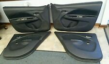 2007 toyota yaris interior door panels set of (4)