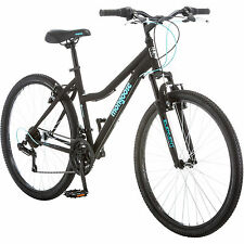 "26"" Lady's Mountain Bike Mongoose Excursion Outdoor All Terrain Womens Bicycle"