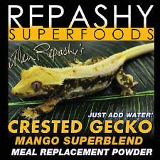 Repashy Crested Gecko Diet Mango Reptile Lizard Day Gecko Leachie Gargoyle