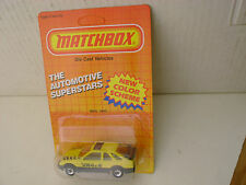 1986 MATCHBOX SUPERFAST #15 MB15 FORD SIERRA XR4Ti NEW MOC