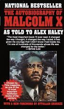The Autobiography of Malcolm X: As Told to Alex Haley  (ExLib)