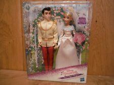 Disney Princess Cinderella's Charming Wedding Figures BNIB by Hasbro