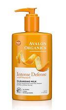AVALON ORGANICS INTENSE DEFENSE VITAMIN C CLEANSING MILK 250ml - HYPO ALLERGENIC