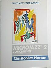 """Microjazz * 2 For Clarinet"", By Christopher Norton, with piano Accompaniment"