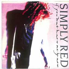 """Simply Red - If You Don't Know Me By Now - 7"""" Vinyl Record"""
