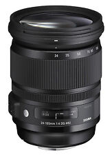 Sigma DG 24-105mm f/4 HSM DG OS Aspherical Lens For Canon
