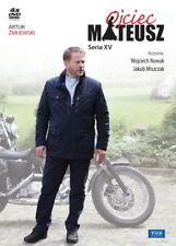OJCIEC MATEUSZ sezon 15 ( 4 disc)POLISH Shipping Worldwide