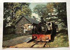 Steam engine Sir Haydn vintage postcard