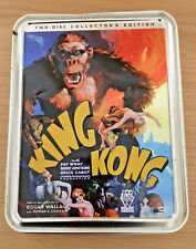 King Kong (DVD) Original 1933 Classic 2-Disc Collectors Edition In Steel Tin