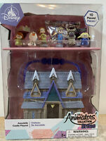 Disney Animators' Collection Littles Arendelle Castle Play Set – Frozen