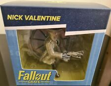 Fallout Loot Crate Nick Valentine Figure