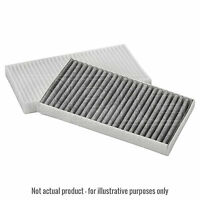 BOSCH Activated Carbon Cabin Filter 0986628503 - Single