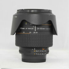 Used Nikon AF Nikkor 24-85mm f/2.8-4.0 D IF Lens