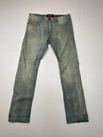 SUPERDRY CORPORAL SLIM Jeans - W34 L32 - Blue - Great Condition - Men's