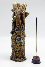 TREE OF WISDOM Incense Tower Burner NEW! FREE INCENSE