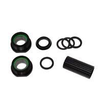 NEW! Bottom Bracket Set Euro 51A Kit 19mm Black Bicycle Parts Bikes 607426