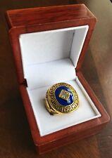 RARE 1965 Los Angles Dodgers World Series Championship Ring Display Box USA
