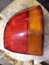 Honda Civic Sedan quarter panel mounted tail light assembly Fits:1996-1998