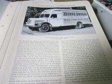 Nutzfahrzeug Archiv 3 Sonderthemen 3260 Markengeschichte Steyr Österreich Typ380