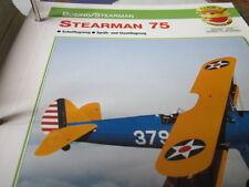 Fliegen 16: Karte 3 Boeing/Stearman Stearman 75