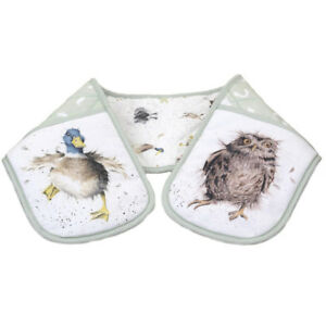 Pimpernel Wrendale Double Oven Gloves