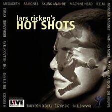 Lars Ricken 's Hot Shots (1998) Faith No More, medici, Skunk Anansie, K [CD DOPPIO]