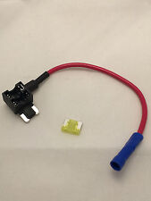 Micro Blade Low Profile Mini ATM Fuse adapter ADD A CIRCUIT + 20A fuse