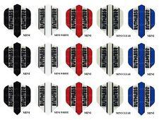 5 Sets of Ruthless Mini Standard Dart Flights -15 Flights - Ships W/Tracking