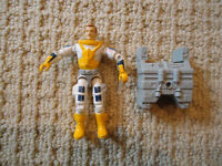 Vintage GI Joe Payload (V2) 1989 Hasbro Action Figure Astronaut w/Backpack