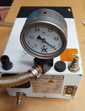 LEYBOLD VACUUM SV16 10900 W/ LEYBOLD GUAGE  (PALLETO)
