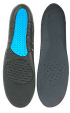 Dr. Scholl's Men's WORK Massaging Gel Advanced Insoles Safety Footwear