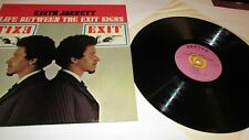 LP VINILE KEITH JARRET LIFE BETWEEN THE EXIT SIGNS 2006 PRINTED IN USA