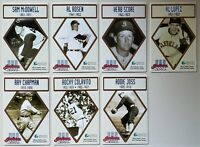 2006 Cleveland Indians 7-PLAYER BASEBALL CARD PACK Jacobs Field SGA NEW/MINT